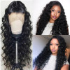 Lace Front Wigs Human Hair Loose Deep Wave Good Quality Wigs For Black Women
