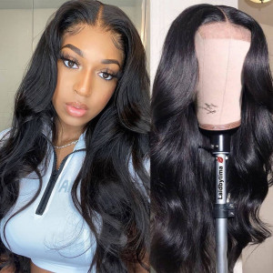 Body Wave 6*6 Lace Closure Wig
