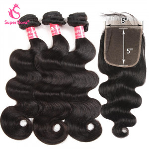 Human Hair Weave 3 Bundles
