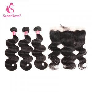 Malaysian Hair Body Wave Bundles