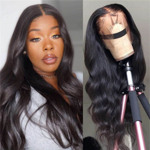 Silk Base Lace Front Wigs