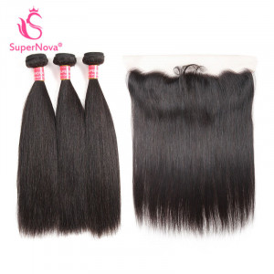 Malaysian Straight Virgin Human Hair