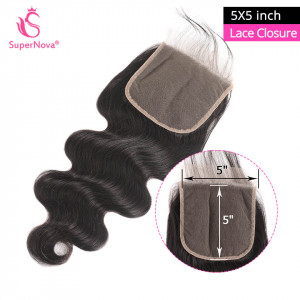 Human Hair Closure