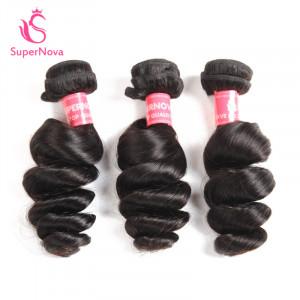 Brazilian Loose Wave Hair 3 Bundles