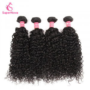Human Virgin Hair 4 Bundles