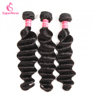 Loose Deep Wave 3 Bundles