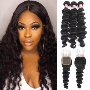 loose deep bundles with closure