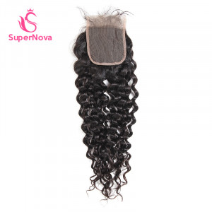 Lace Closures Virgin Brazilian Hair