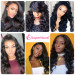 Body wave hair show