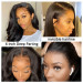 HD Transparent Lace Wigs