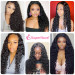 Natural Wave Lace Frontal Wig