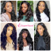 Body Wave LY Lace Front Wigs