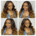Loose Wave Highlight Wigs
