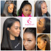 Straight HD Lace Wigs