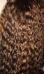 This hair is absolutely BOMB!! I received it