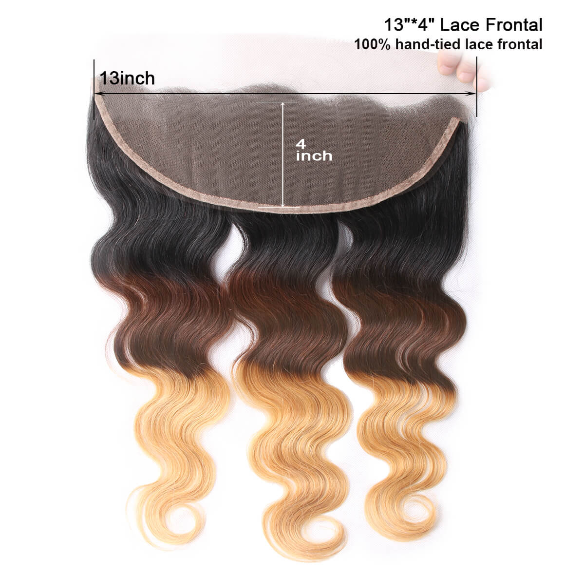 ombre lace closure