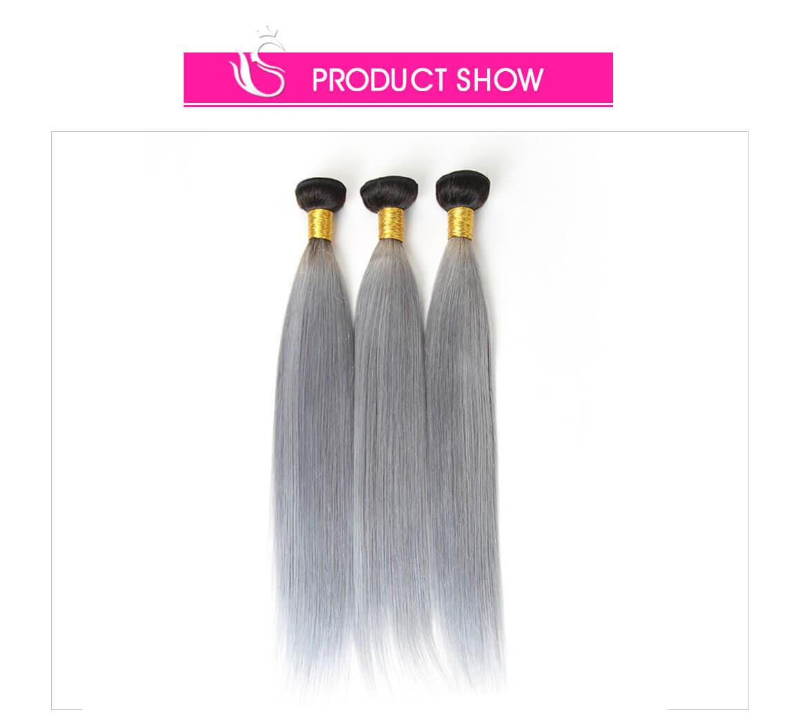 grey weave