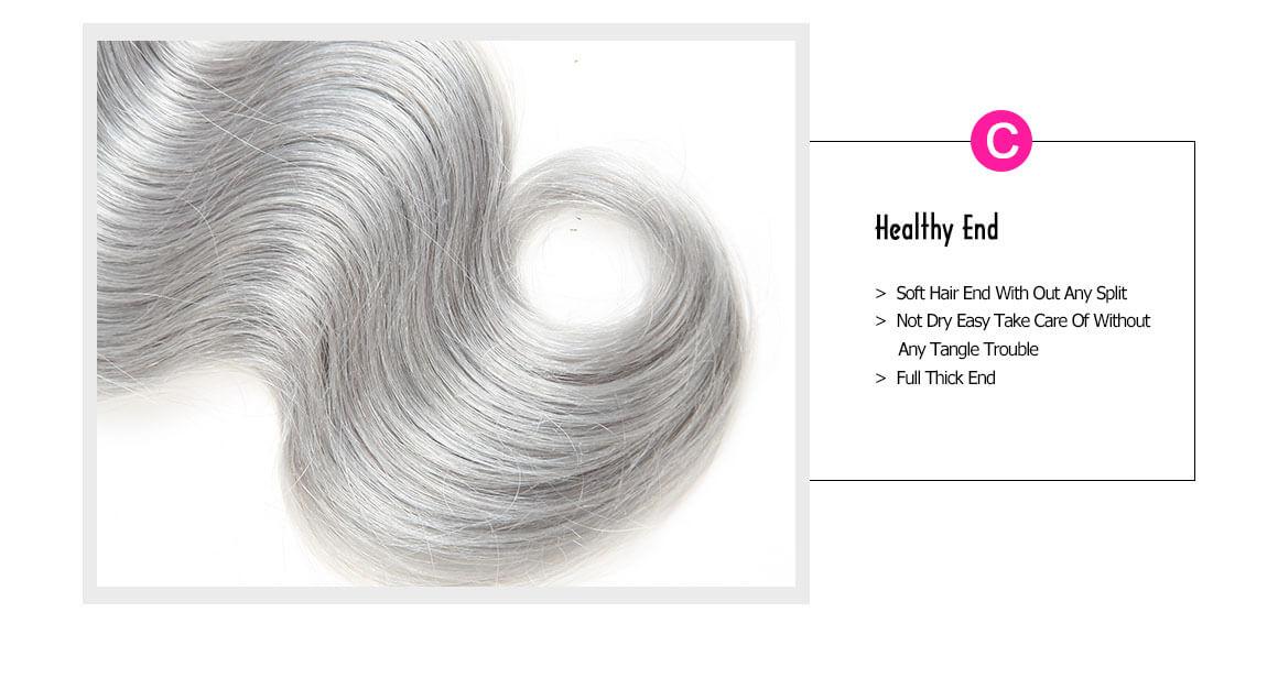 grey weave hairstyles