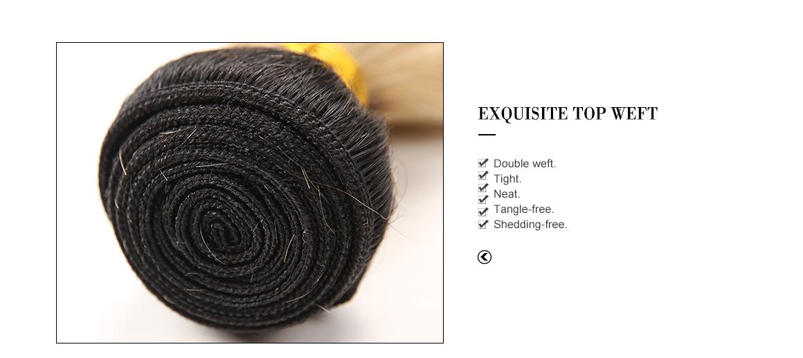 ombre hair bundles