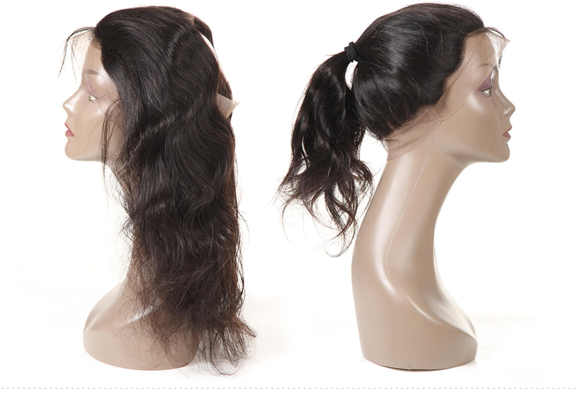 cheap hair bundles with frontal