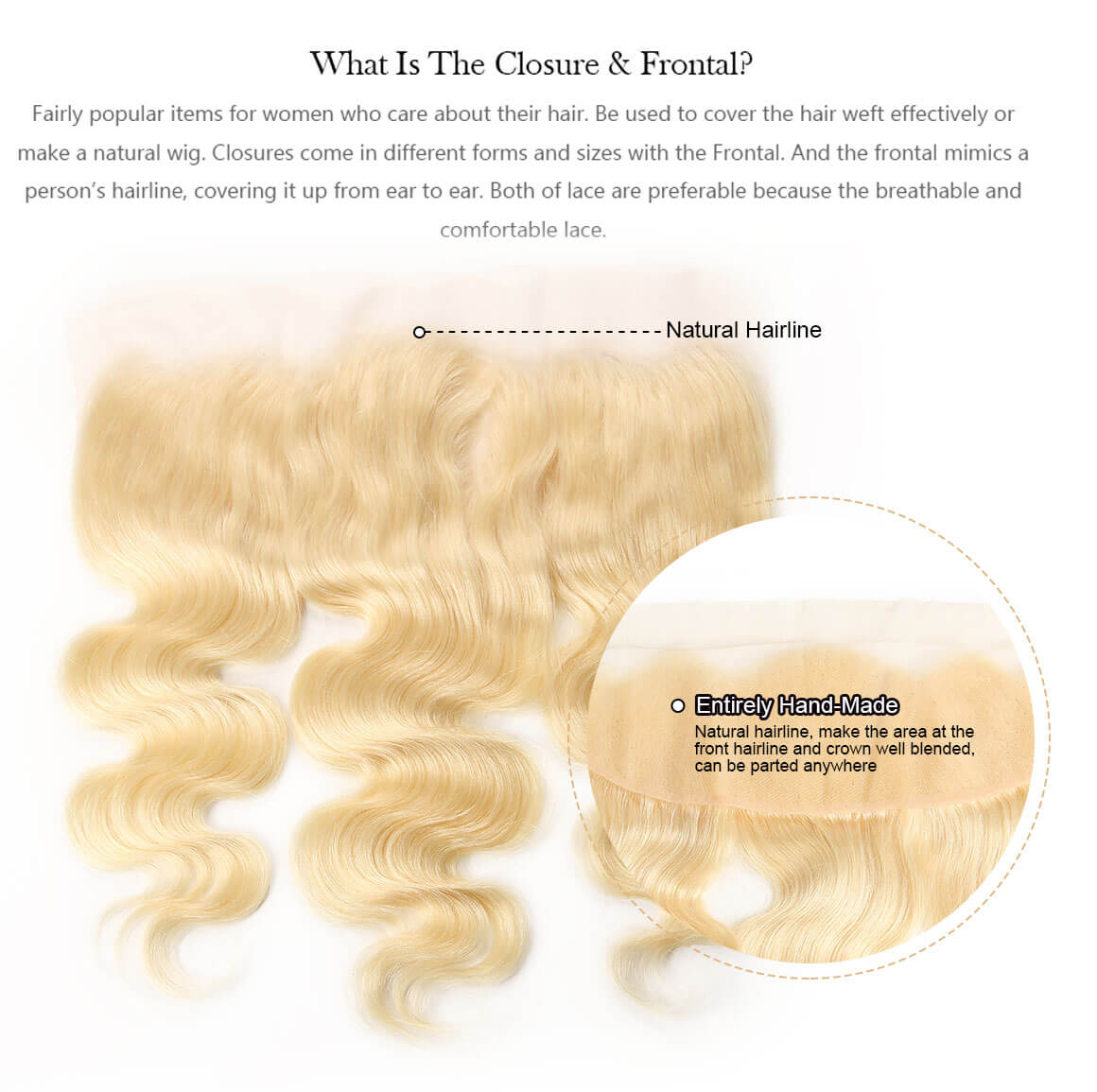 honey blonde hair weave