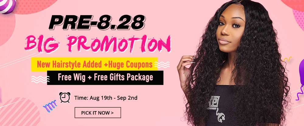 8.28 Big Promotion --A Big Chance For You