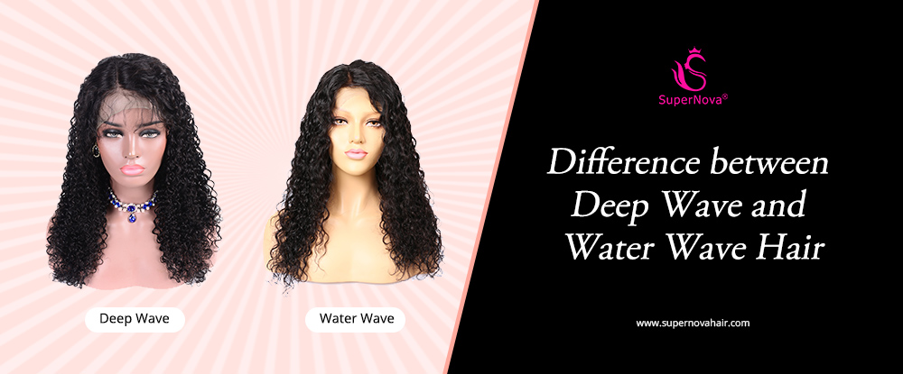 Difference Between Deep Wave And Water Wave Hair