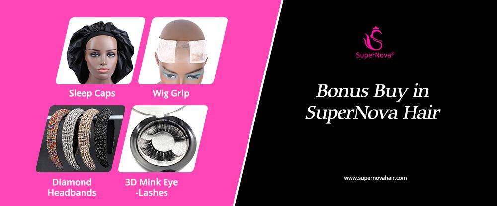 Bonus Buy in SuperNova Hair