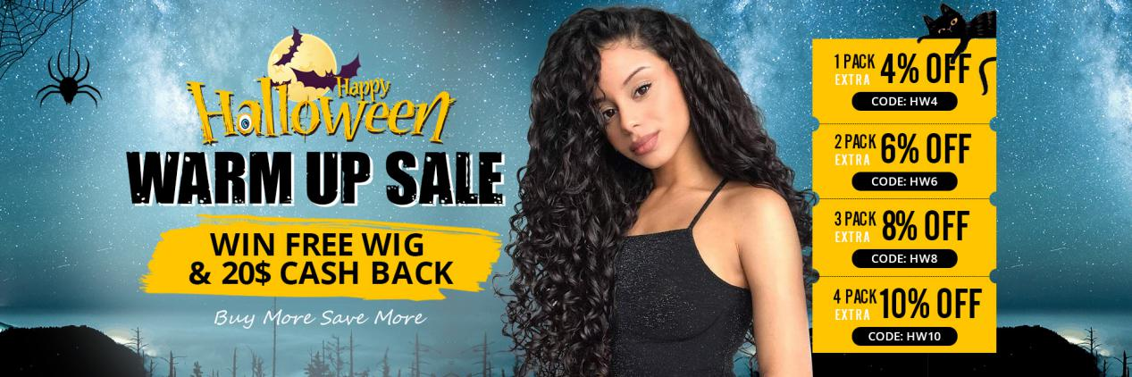 Halloween Warm Up Sale + Oct.16th-22nd