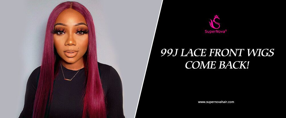 99J LACE FRONT WIGS COME BACK!