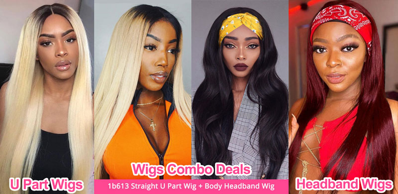 Shop New Arrival Wigs, Extra 6% Off