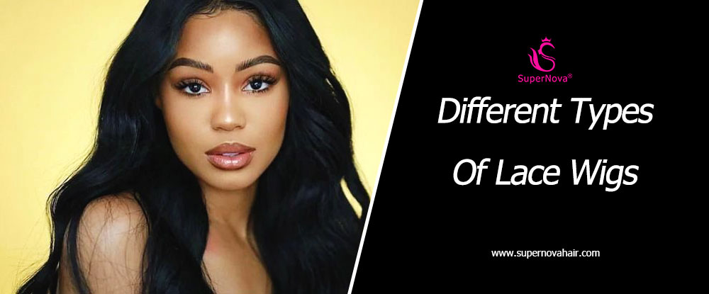 Different Types Of Lace Wigs