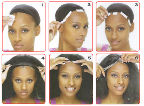 wig tape