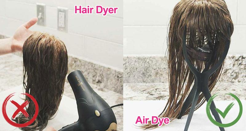 choose air dye