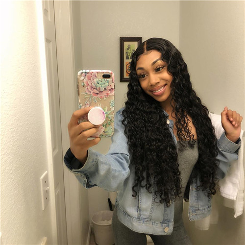 deep wave 22 24 26 +20' lacefrontal