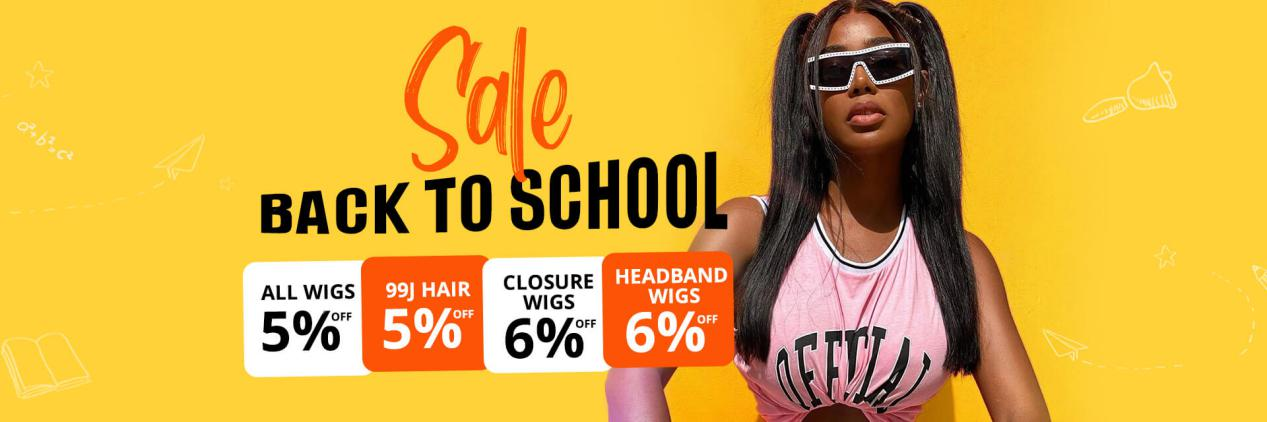 Back To School Sale in SuperNova Hair! Are you ready?!