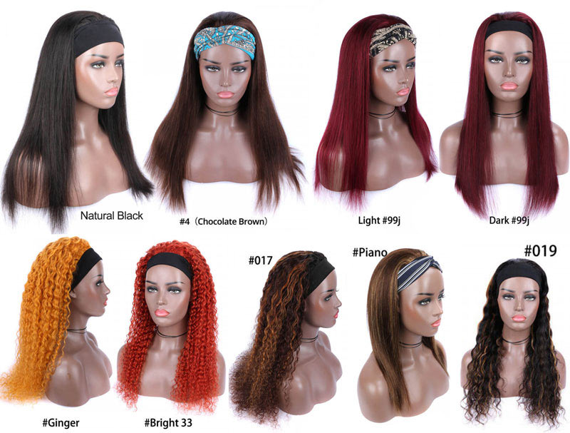 5 things you should know before buying a headband wig