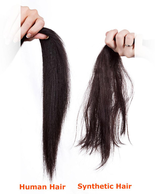 Why Women Like Human Hair Better Than Synthetic Hair?