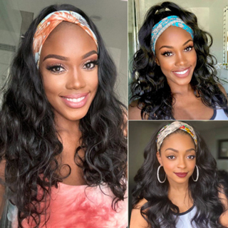 New Arrival Types Of Headband Wig