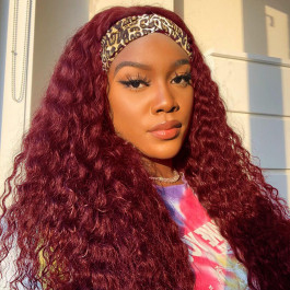 How To Care For Colored Wigs Human Hair And Wash Them?
