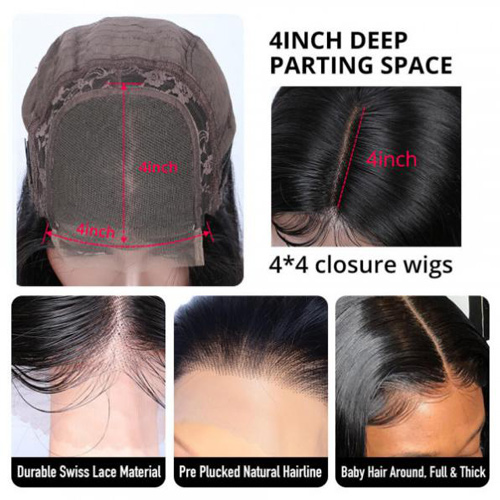 Lace Front Wigs Vs Lace Closure Wigs