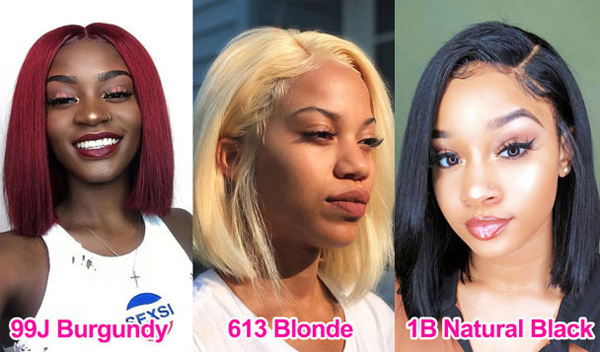 Why Choose BOB Wigs?