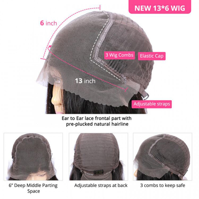 What are the different types of lace wigs?