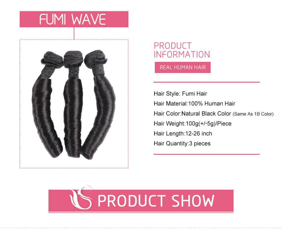 Aunty Funmi Curly Virgin Human Hair Weave Natural Color