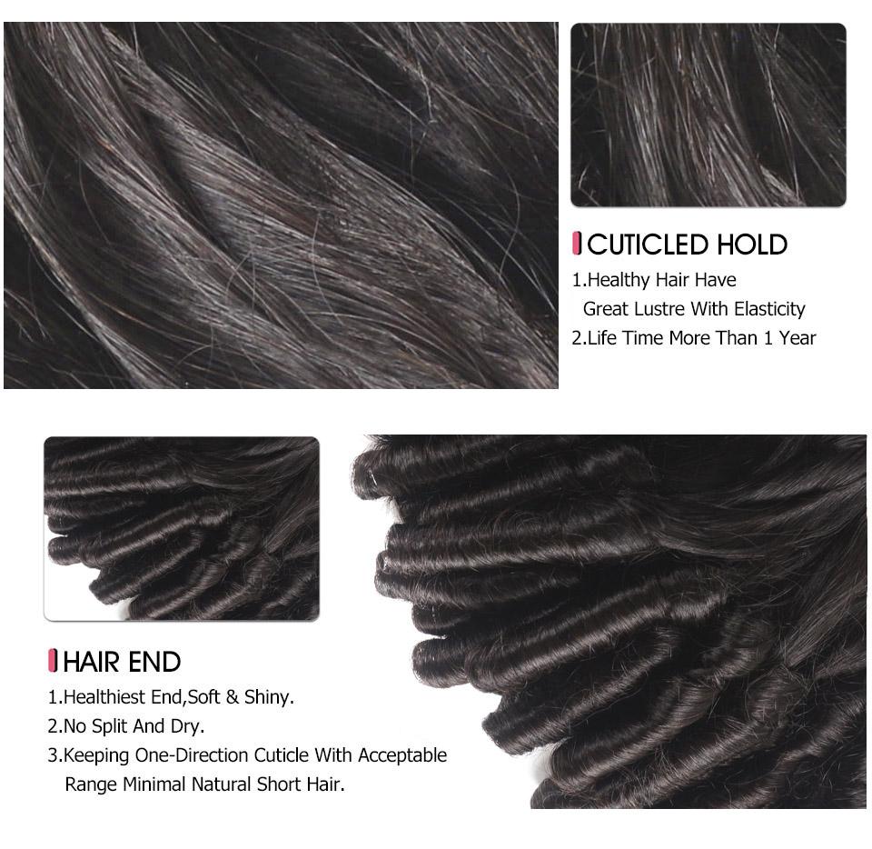 Aunty Funmi Hair 4 Bundles Fumi Curls Virgin Human Hair Weave