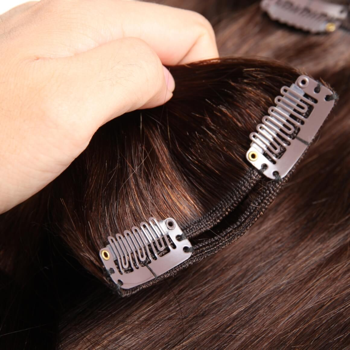 Clip In Human Hair Extensions Clip In Extensions