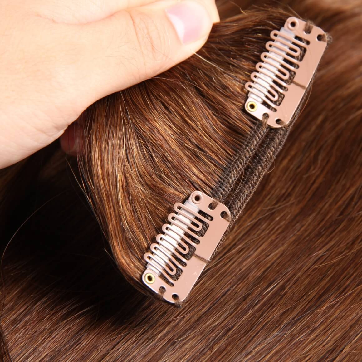 Human Hair Extensions Clip In Extensions