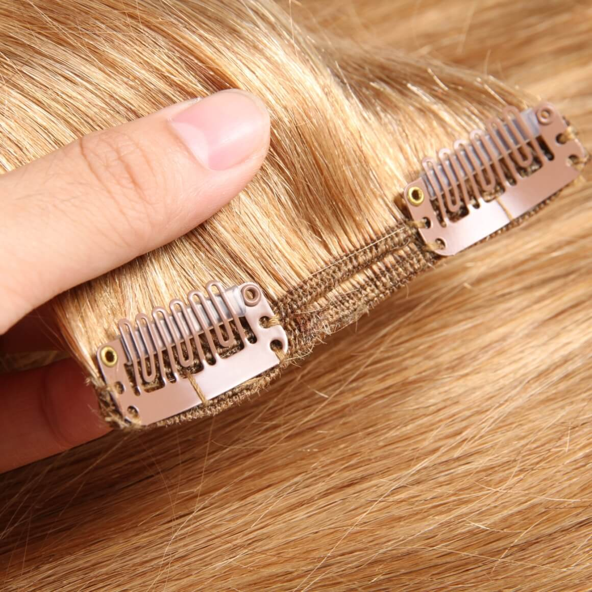 Dark Color Clip In Hair Extensions Clip In Extensions