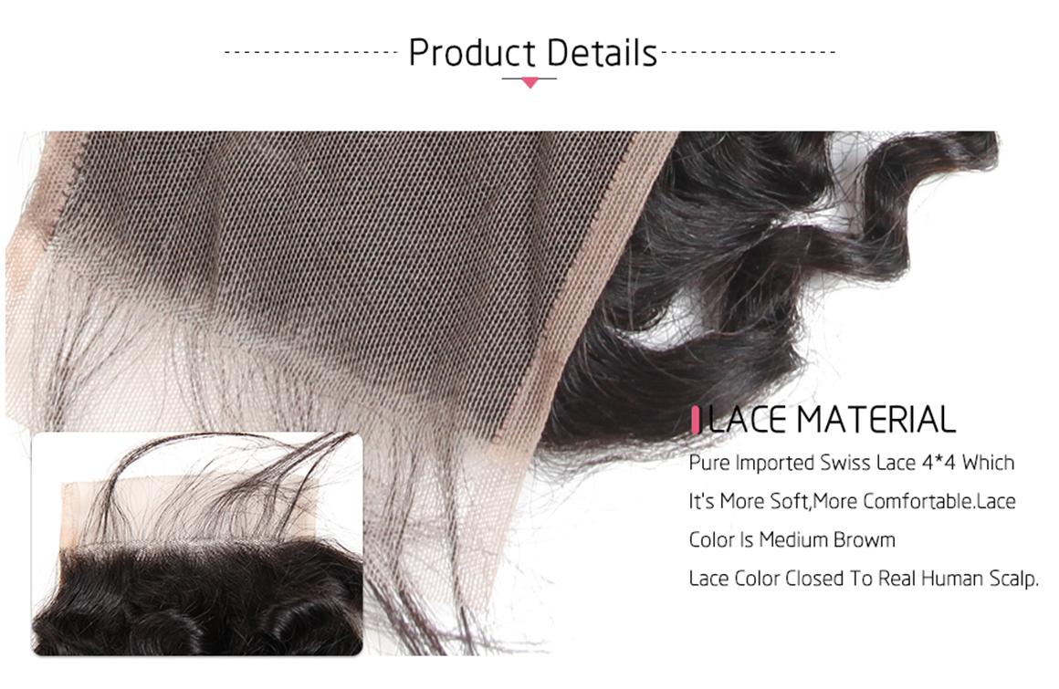 cheap hair bundles with closure