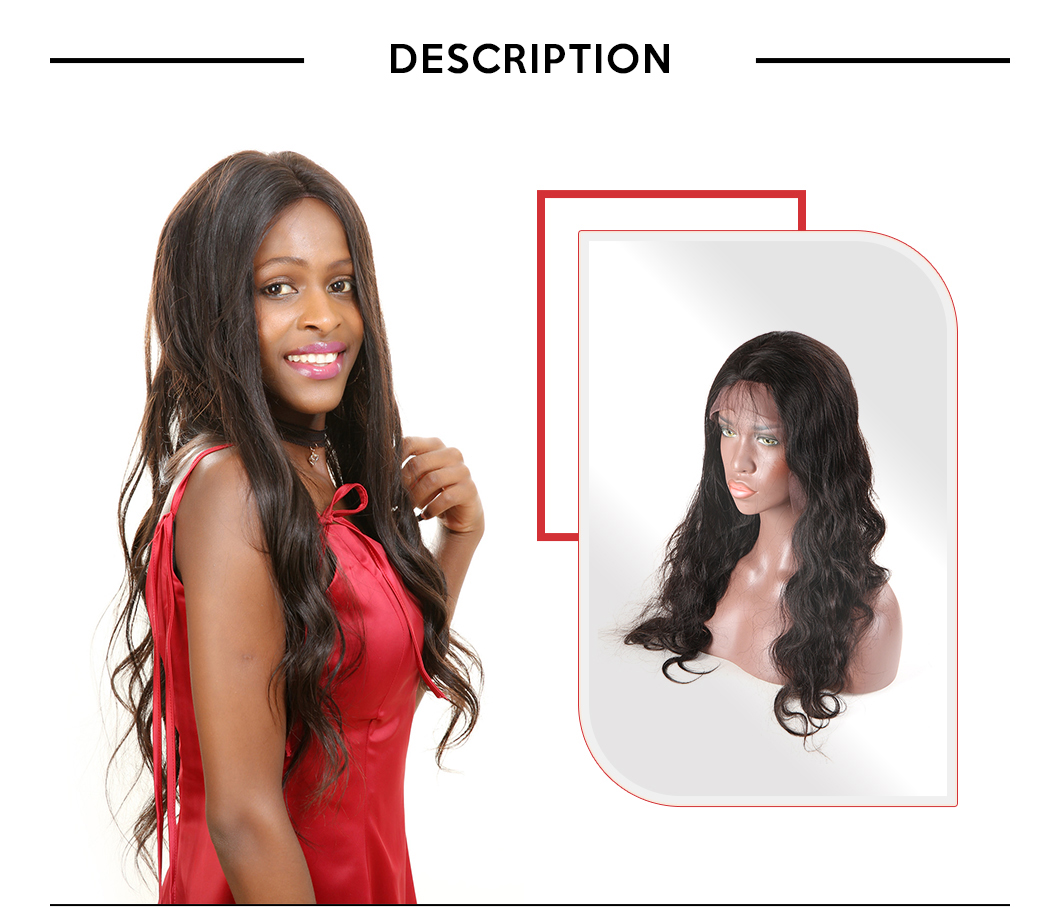 body wave human hair lace front wigs for black women best